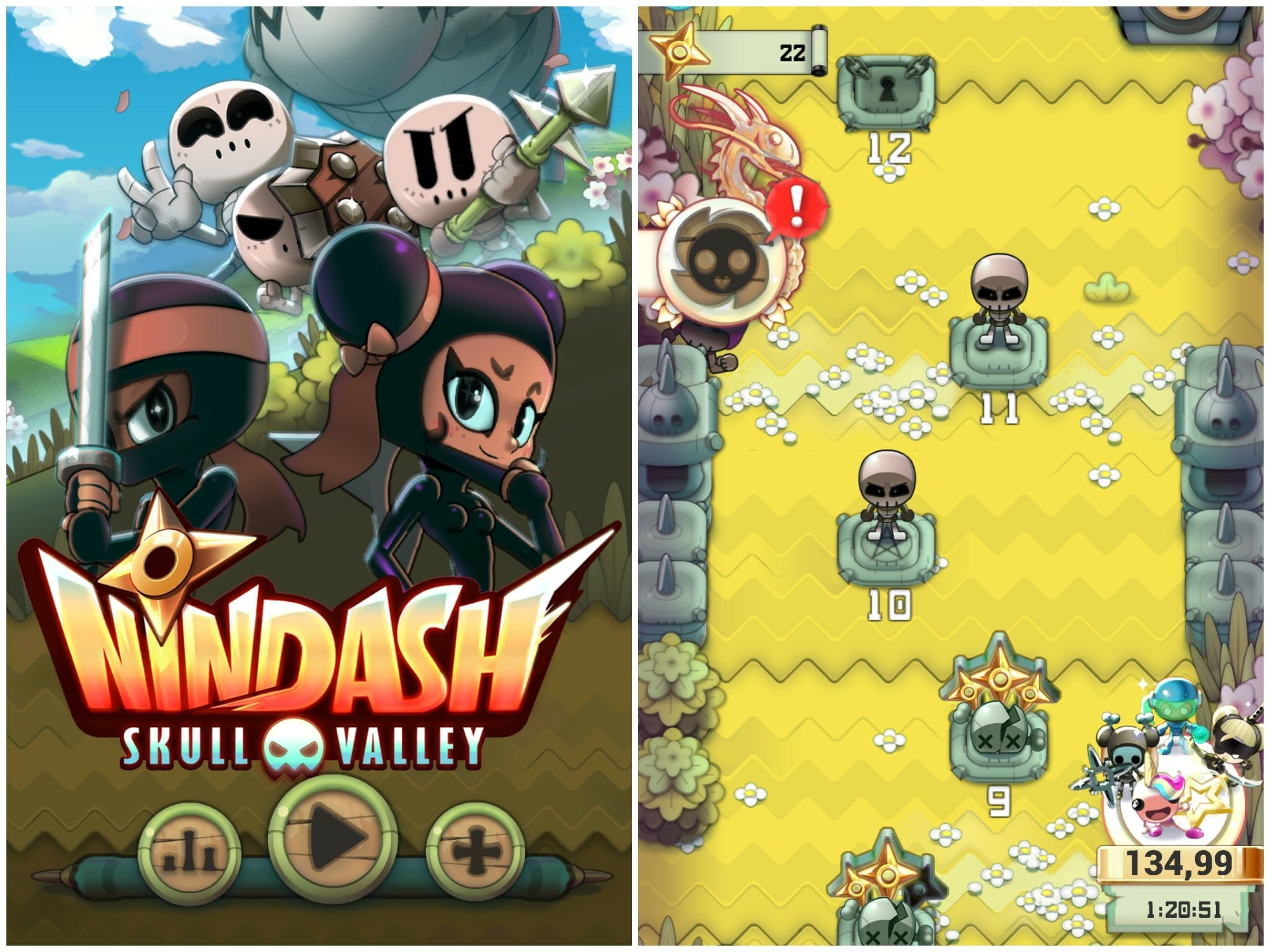 Nindash: Skull Valley