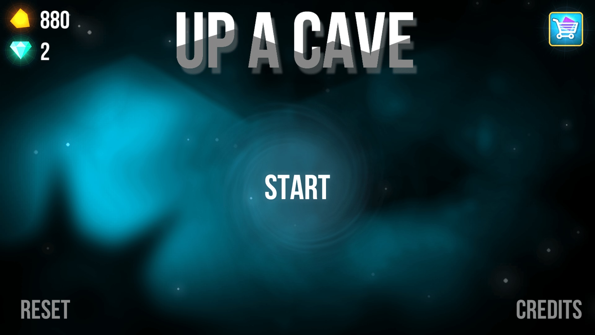 Up A Cave