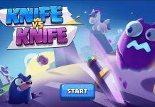 Knife vs Knife