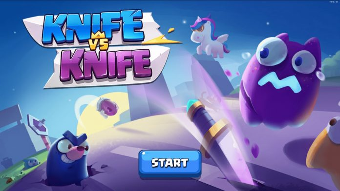 Knife vs Knife