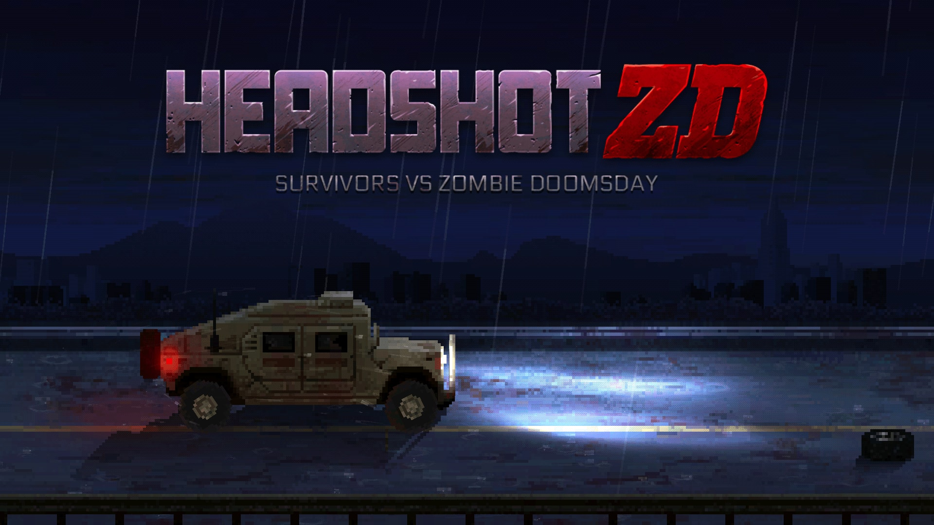 Headshot ZD: Survivors vs Zombie Doomsday
