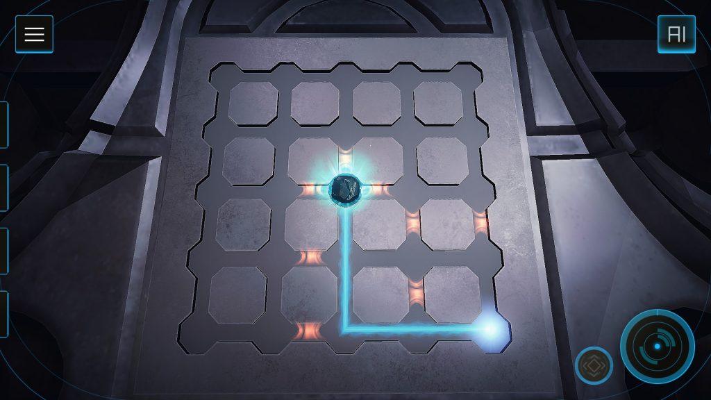Returner 77 прохождение игры - The Hall