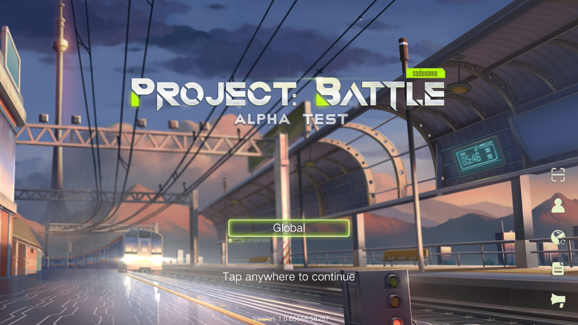 Project: Battle