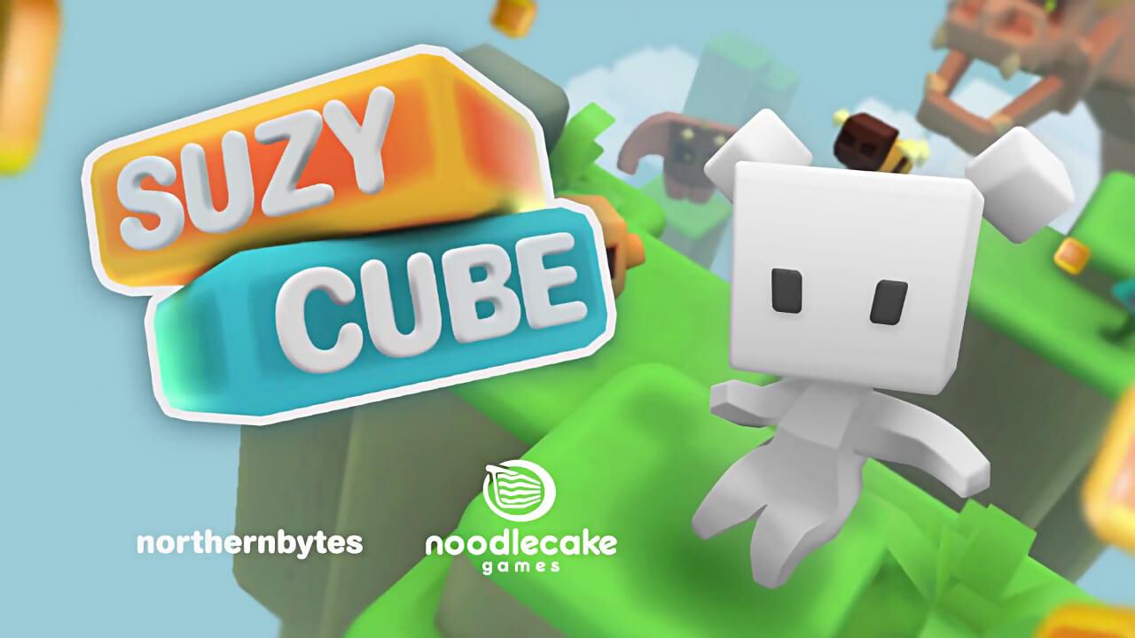 Photo of Предварительная регистрация для 3D платформера — Suzy Cube
