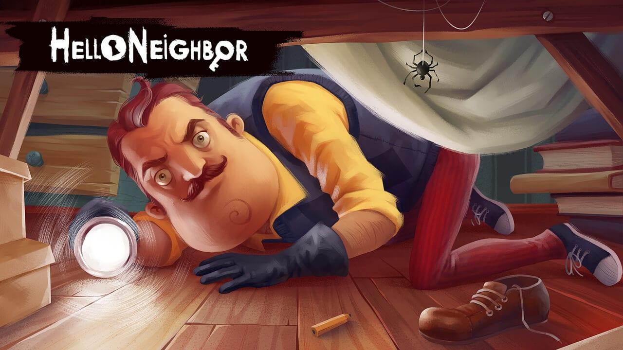Hello Neighbor вышел на андроид
