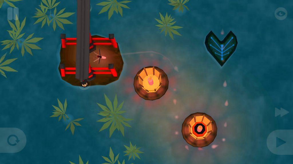 Прохождение игры Ashi: Lake Of Light