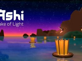 Ashi: Lake Of Light
