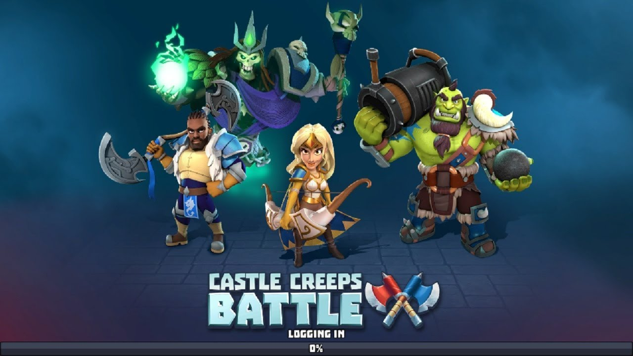 Castle Creeps Battle