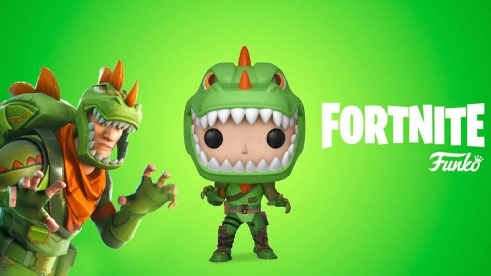Игрушки Fortnite от Funko