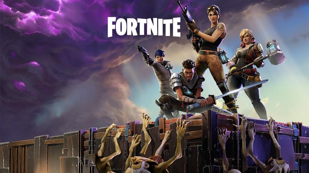 Где скачать Fortnite?