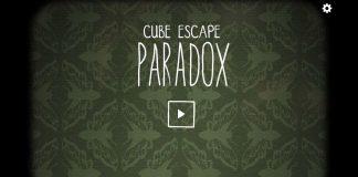 Прохождение головоломки Cube Escape: Paradox