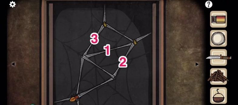 Прохождение Cube Escape: The Cave - первая часть