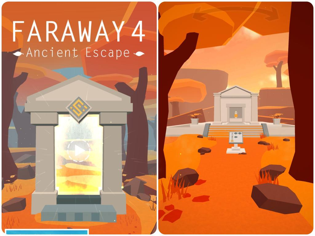 Прохождение Faraway 4: Ancient Escape