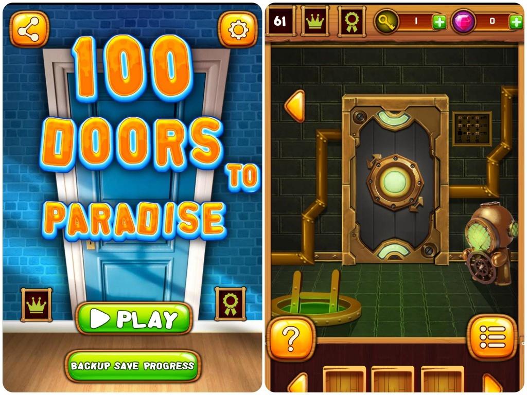 Прохождение 100 Doors To Paradise