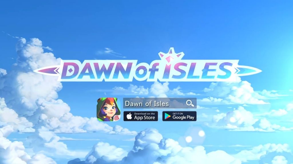 Dawn of Isles — Тропические приключения от NetEase