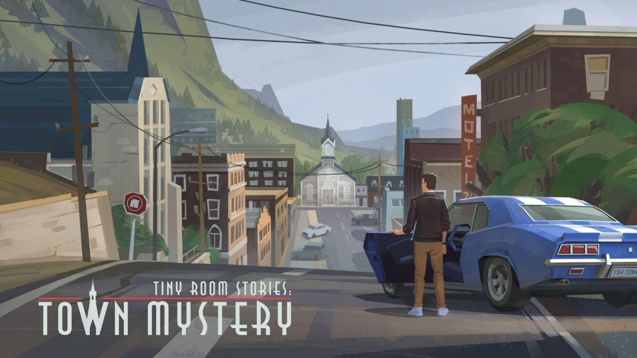 Прохождение игры Tiny Room Stories: Mystery Town