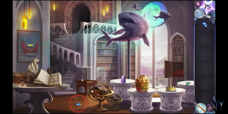 AE Mysteries Cursed Crown первая глава шаг 13