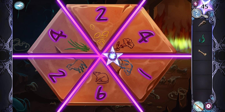 Прохождение AE Mysteries Cursed Crown шестая глава шаг 5