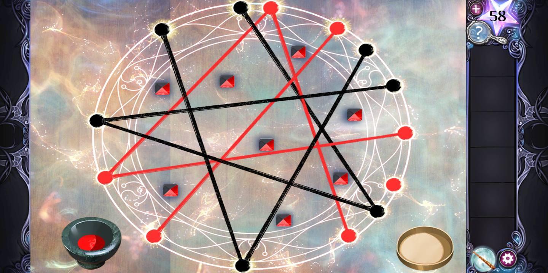 Прохождение AE Mysteries Cursed Crown девятая глава шаг 6