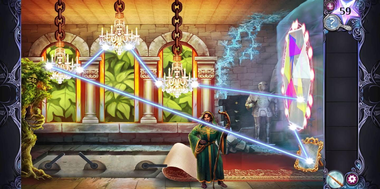 Прохождение AE Mysteries Cursed Crown девятая глава шаг 10