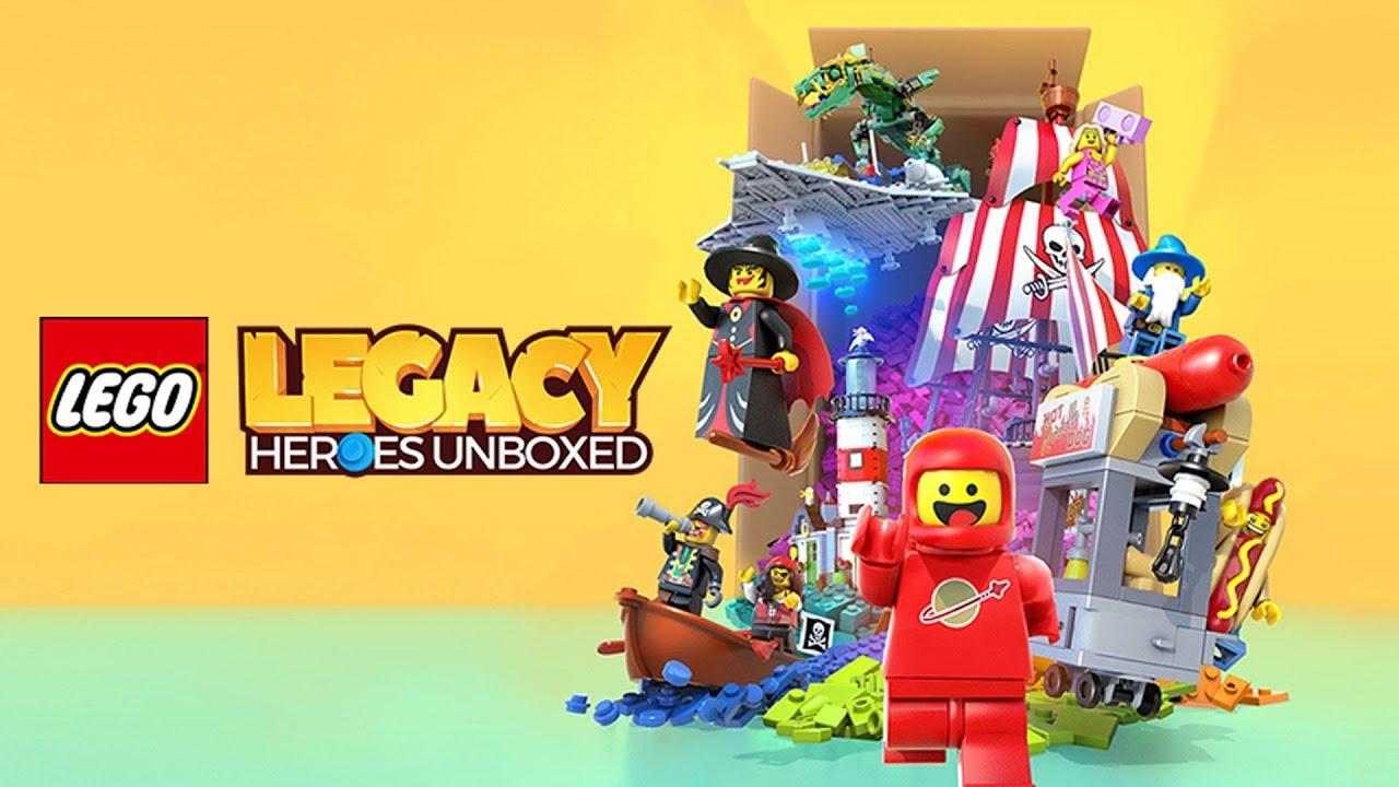Photo of LEGO Legacy: Heroes Unboxed уже осенью