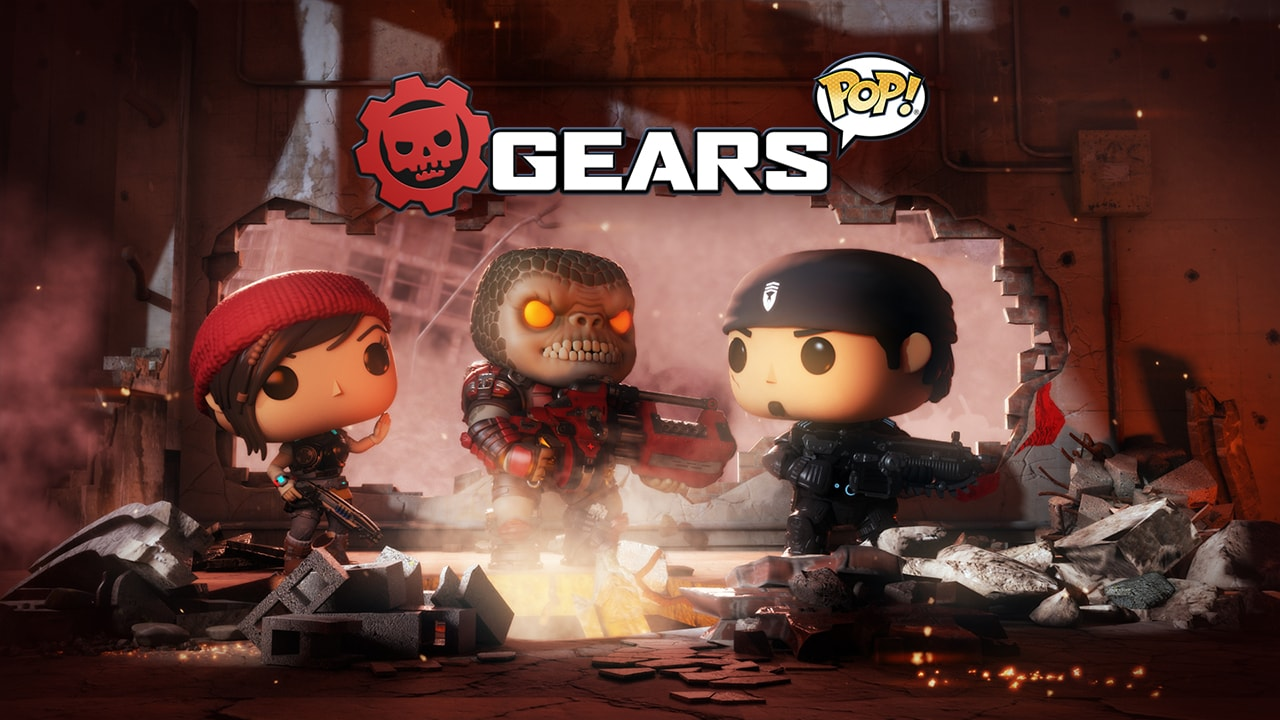 Gears Pop выйдет на мобильные экраны раньше