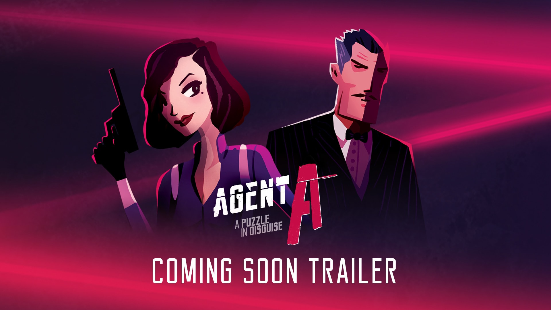 Agent A: A Puzzle in Disguise последняя глава уже скоро