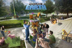 Minecraft Earth запускает бета-тест