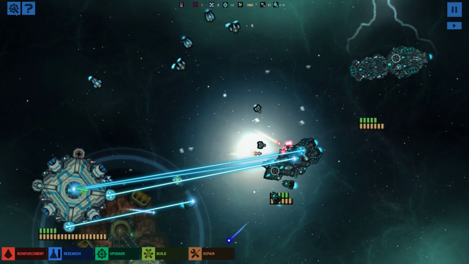 Photo of Успей купить по скидке космическую стратегию Battlevoid: Sector Siege