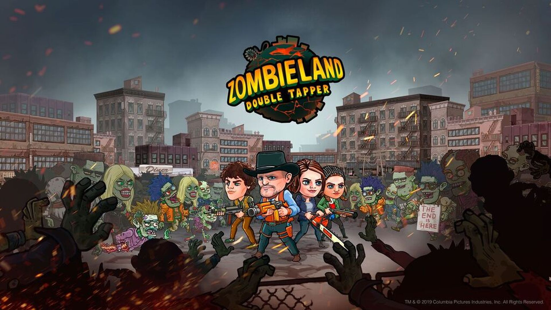 Анонс Zombieland: Double Tapper