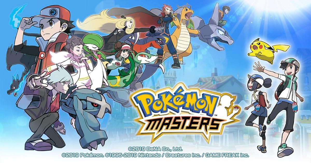 Все об эволюции покемонов в Pokemon Masters