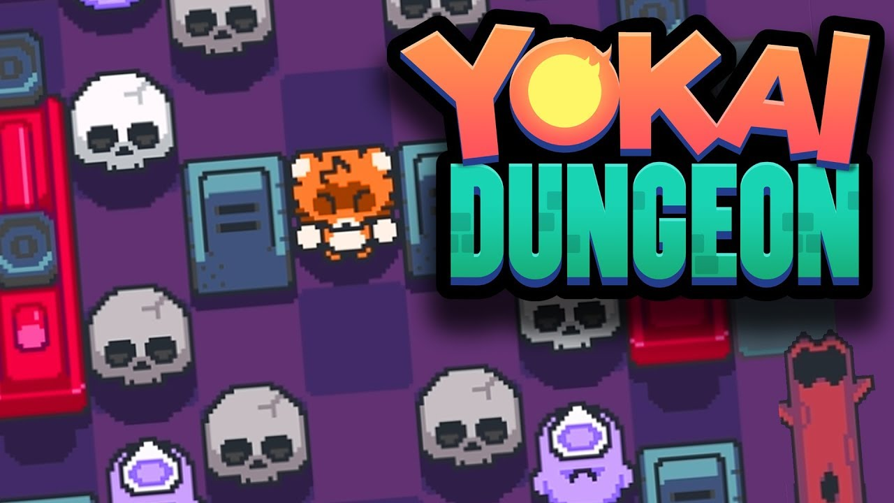 Yokai Dungeon платформер от Neutronized