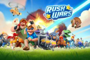 Как установить Rush Wars на андроид