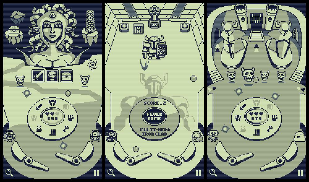 Adventure Pinball для любителей пинбола и приключений