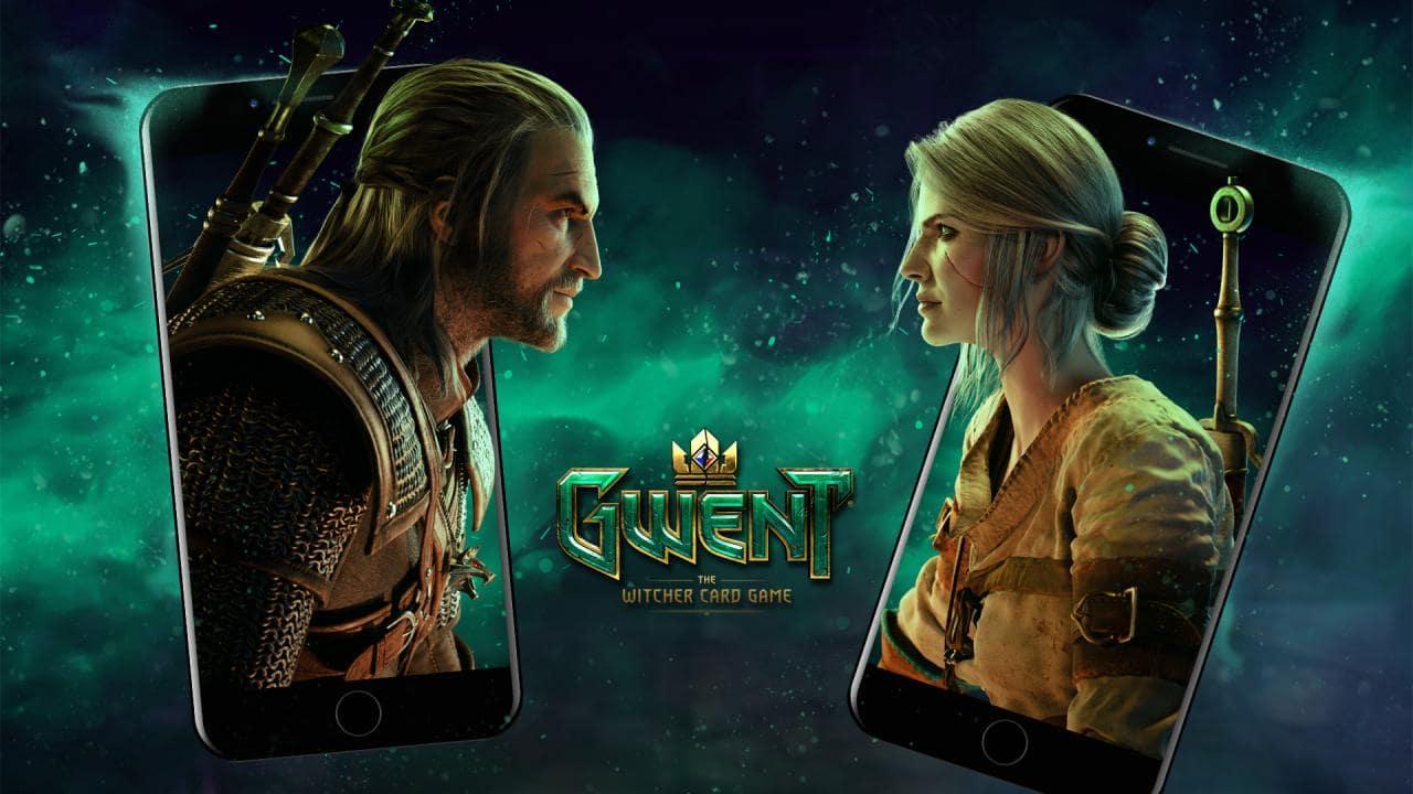 Карточная игра Gwent из The Witcher 3 уже скоро на iOS