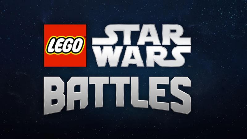 LEGO Star Wars Battles выпустят в 2020 году