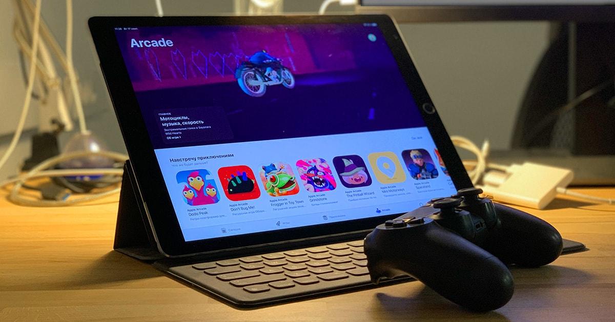 Пять лучших игр в Apple Arcade