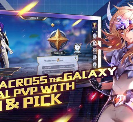 Saint Seiya Awakening: Knights of the Zodiac новая RPG от Tencent