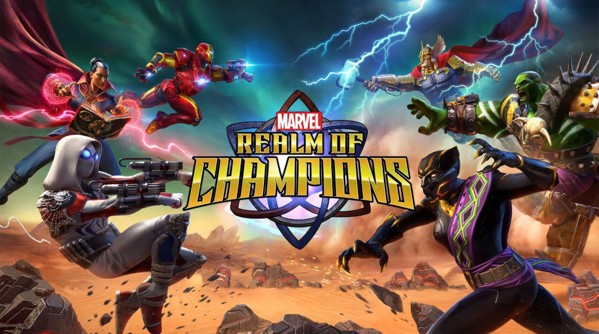 Photo of В 2020 году появится Marvel Realm of Champions