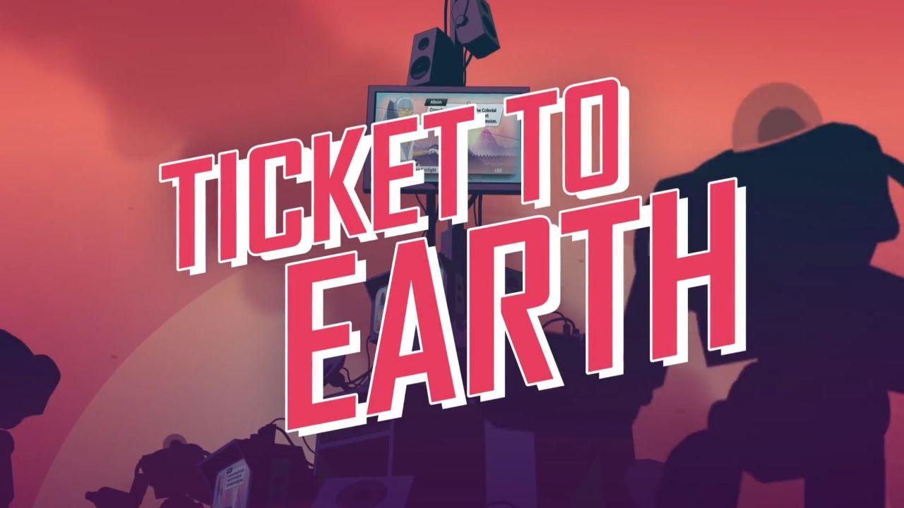 Photo of Вышел финальный эпизод Ticket to Earth