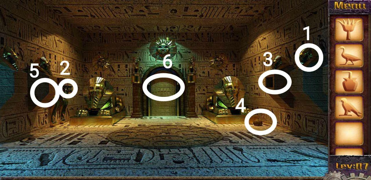 Побег игра: 50 комната 1 комната 6