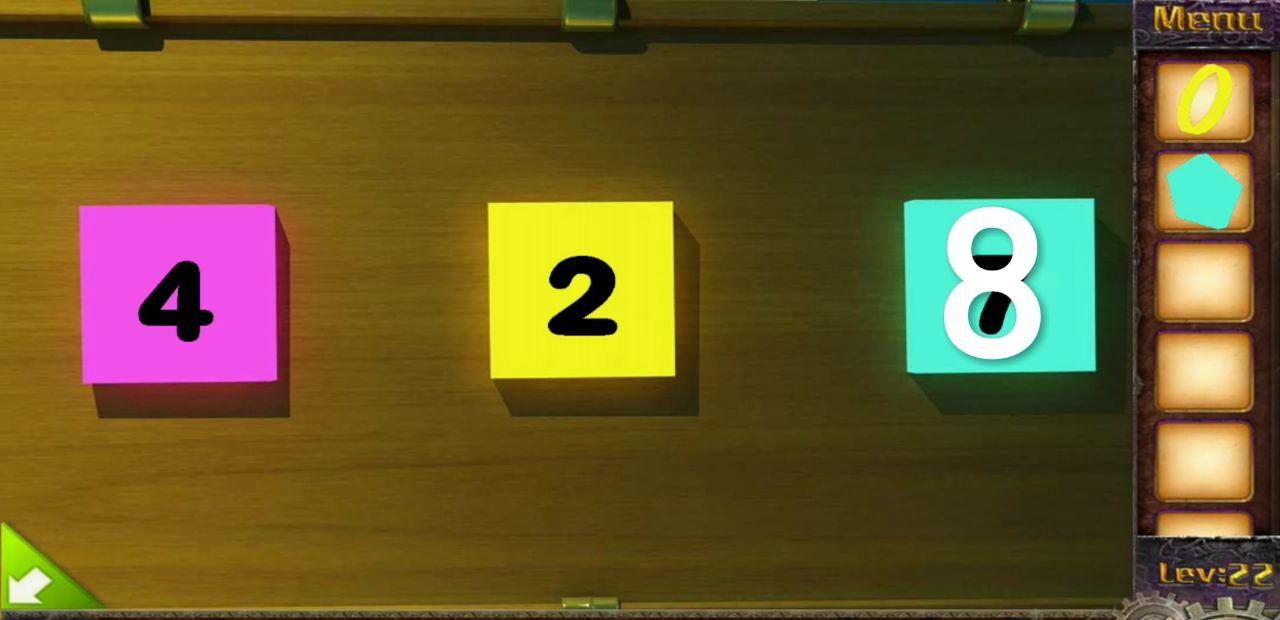 Побег игра: 50 комната 1 комната 22