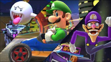 Photo of Хэллоуинское обновление игры Mario Kart Tour