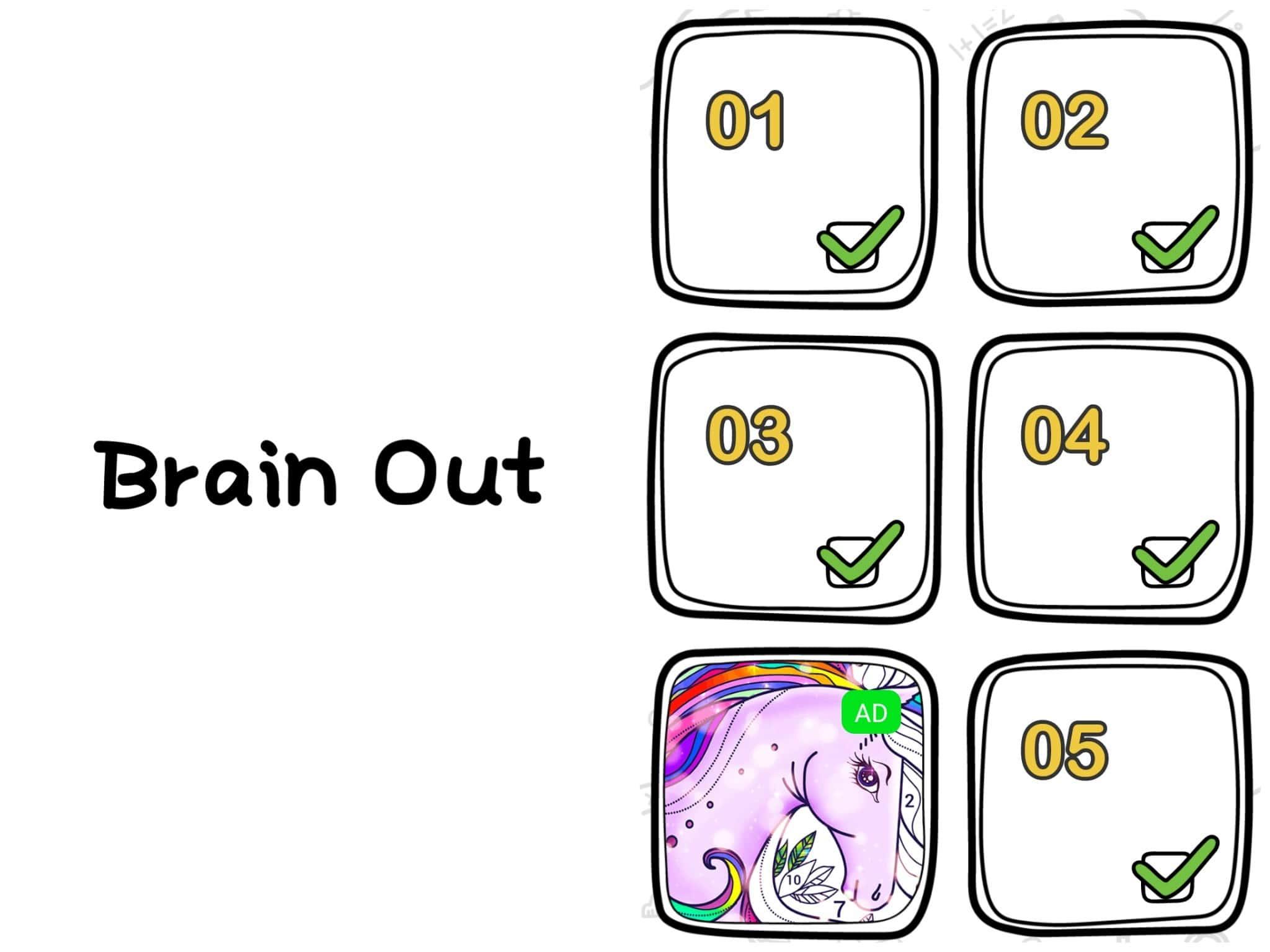 Прохождение игры Brain Out