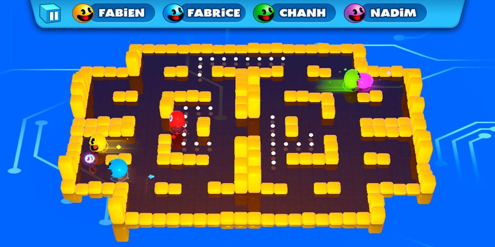 Pac-Man Party Royale скоро появится Apple Arcade