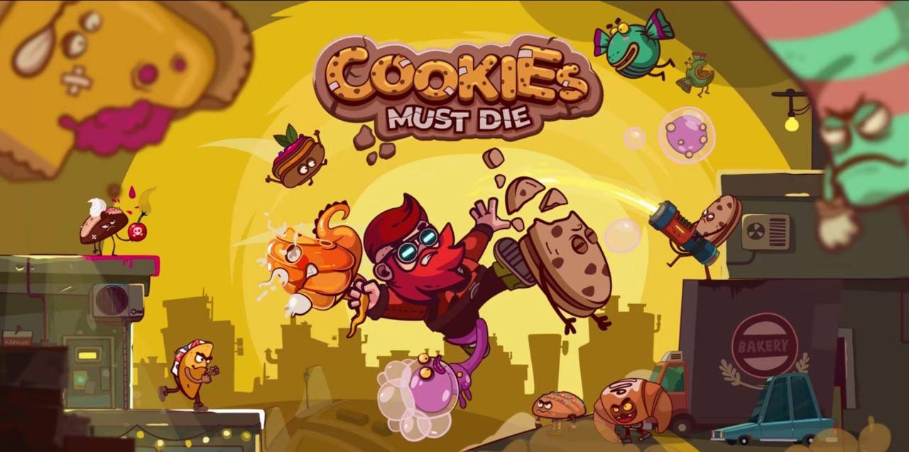 Rebel Twins готовят новую игру - Cookies Must Die