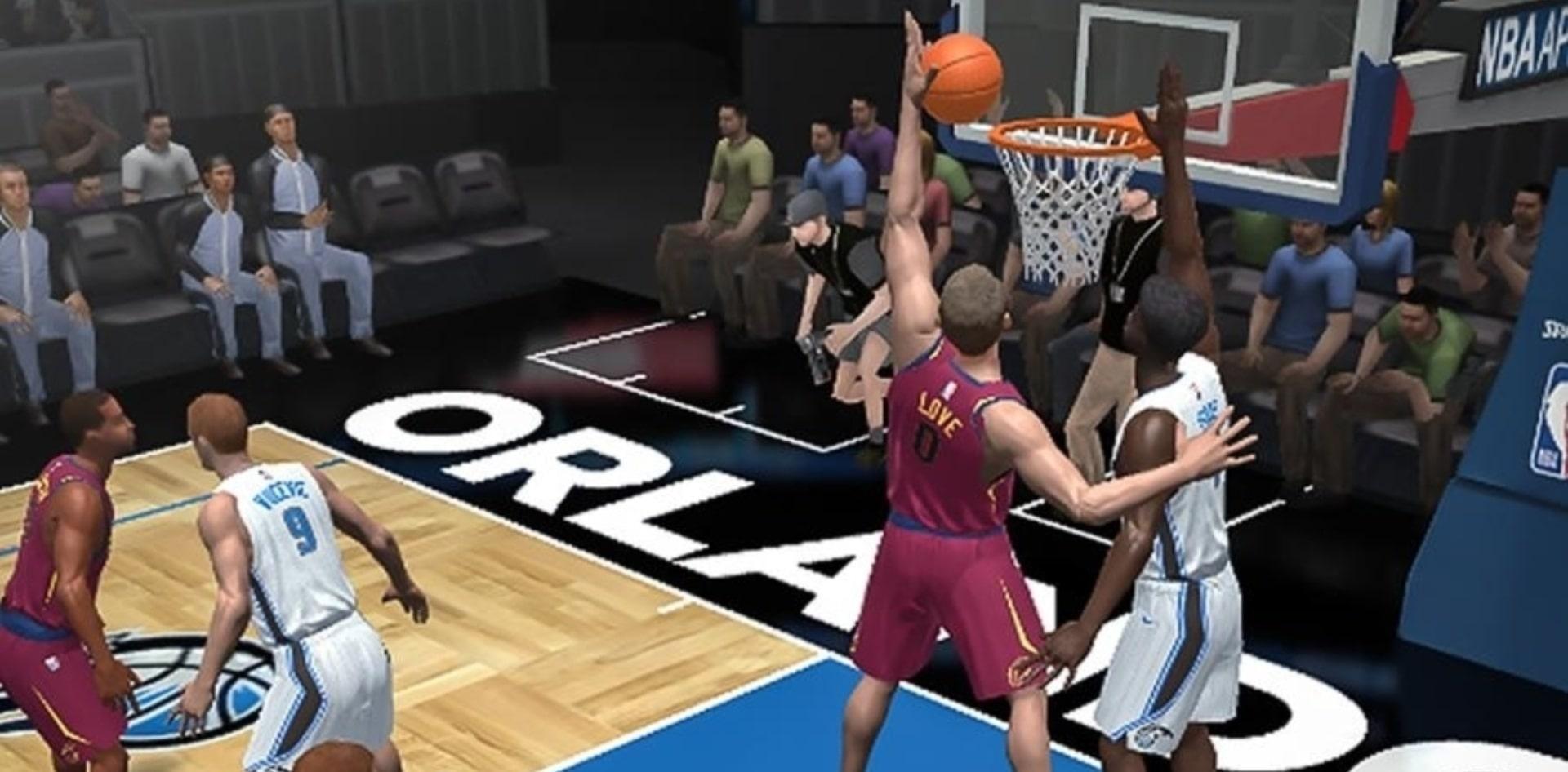 Релиз нового баскетбольного менеджера NBA Now