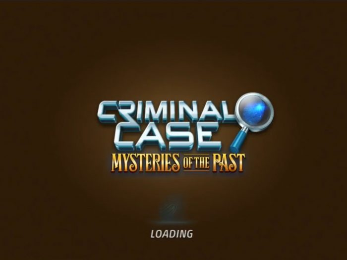 Прохождение Criminal Case: Mysteries of the Past
