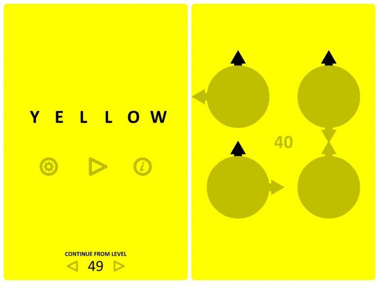 Прохождение игры Yellow