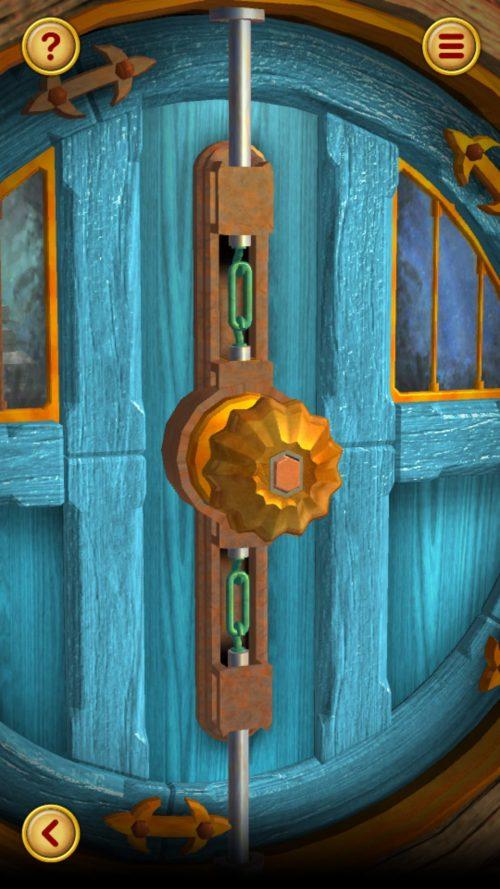 Прохождение игры Doors: Awakening Уровень 1, шаг 4
